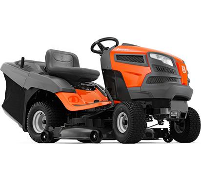 tracteur tondeuse husqvarna tc 142t bardin mr jardinage. Black Bedroom Furniture Sets. Home Design Ideas